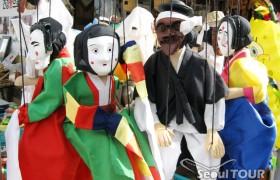 韓国世界文化遺産・安東(アンドン)日帰りツアー[早割15% off]