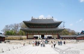 韓国2大世界文化遺産(昌徳宮+宗廟)+北村韓屋村(北村8景)ツアー [早割15% Off]