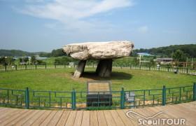 江華島ツア-支石墓(ゴインドル)・江華平和展望台