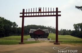 4大世界文化遺産めぐりツアー(昌徳宮・宗廟・華城・隆健陵)※月曜日は除き