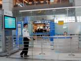 仁川空港出国入り口
