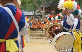 韓国民俗村ツアー(半日)