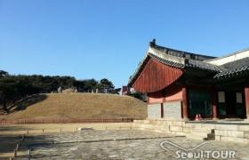 世界文化遺産の宗廟・朝鮮王陵ツアー(月・火除き)