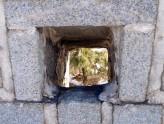 穴の方向も様々