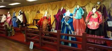 私もドラマの主人公・龍仁MBCドラミア宮中衣装体験