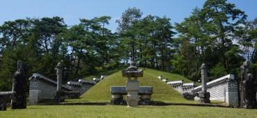 世界遺産朝鮮王陵・悲劇の朝鮮国王を祭る荘陵