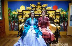 韓国初の放送テーマパーク!韓流のメッカ上岩(サンアム)MBCを満喫する「MBC WORLD+ドラマ主人公衣装体験+グルメ」1日ツアー