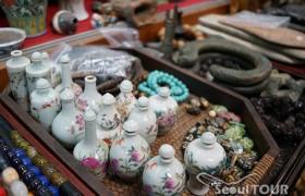 【心ゆさぶるソウルで宝物探し】ソウルで市内歴史+タッカンマリ(鶏鍋)+宝物探し1日ツアー
